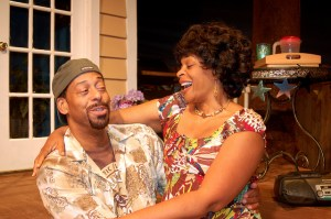 Sheddin' at Atlanta's Horizon Theatre