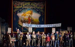 Billy Elliot at the Fox Theatre in Atlanta