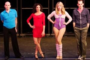 A Chorus Line at Aurora Theatre