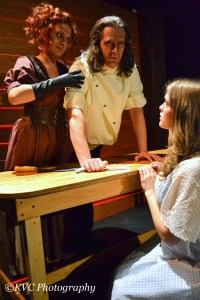 Sweeney Todd at Atlanta's Fabrefaction Theatre