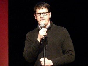 Michael Haun at Aurora Funny Fridays