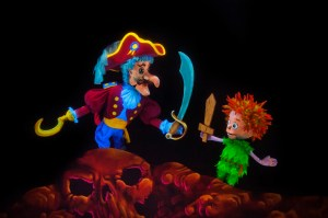 Peter Pan at the Center for Puppetry Arts