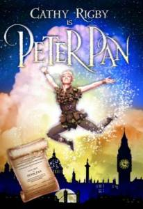 Cathy Rigby in Peter Pan at Atlanta's Fox Theatre