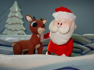 Rudolph the Red-Nosed Reindeer at Atlanta's Center for Puppetry Arts