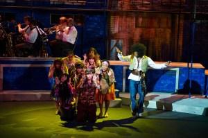 Sweet Charity at Atlanta's Aurora Theatre