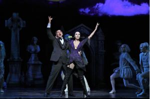 The Addams Family at Atlanta's Fox Theatre