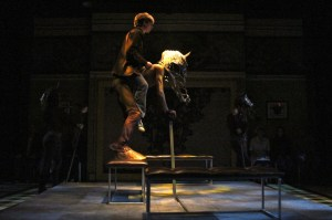 Atlanta Theater production of Equus