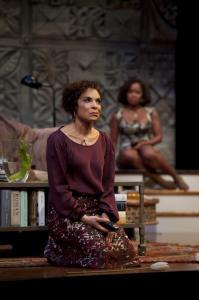 Jasmine Guy in God of Carnage at Atlanta's Alliance Theatre