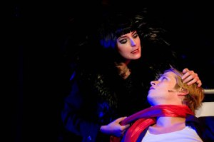 Atlanta theater Actor's Express opens their 25th year with Kiss of the Spider Woman.