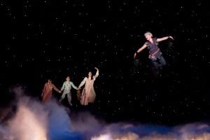 Peter Pan at the Fox Theatre in Atlanta