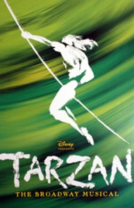 Atlanta's The Legacy Theatre presents Tarzan