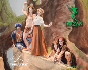 Tarzan at the Legacy Theatre
