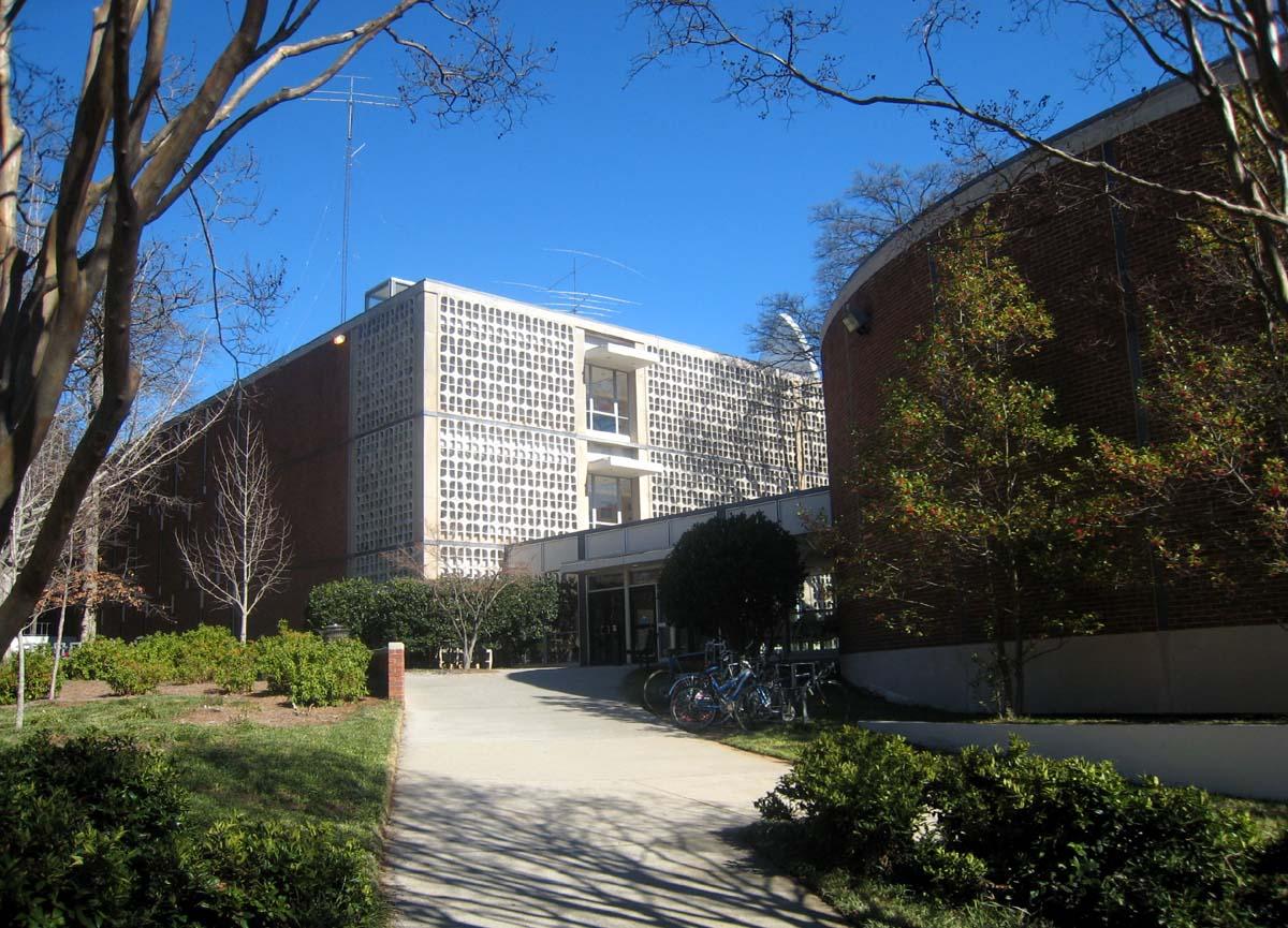 Van Leer building Georgia Tech