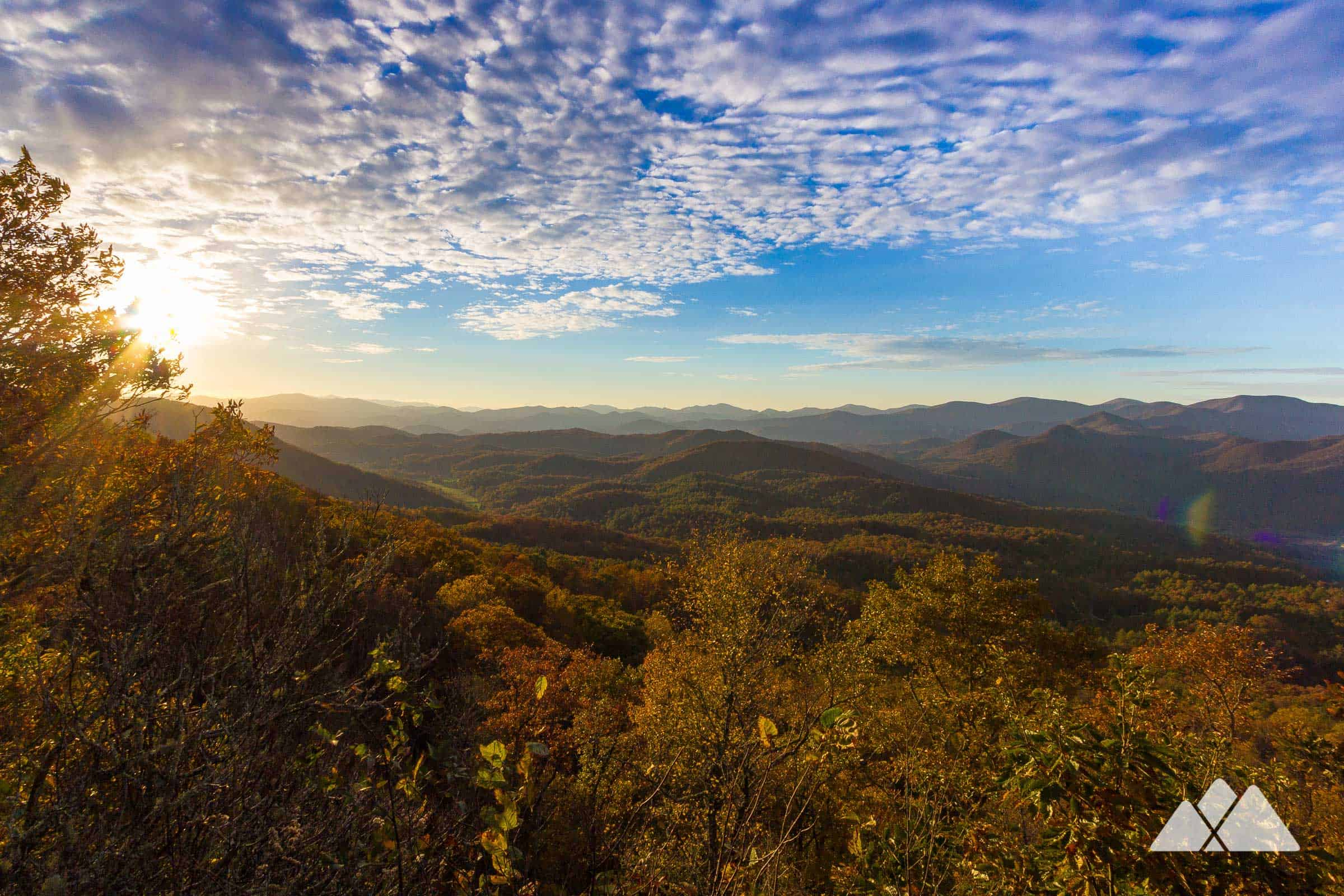 Best fall foliage hikes in North Georgia our top 10