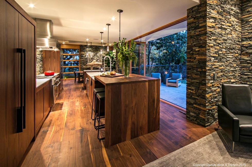 Walnut house kitchen for quality blog
