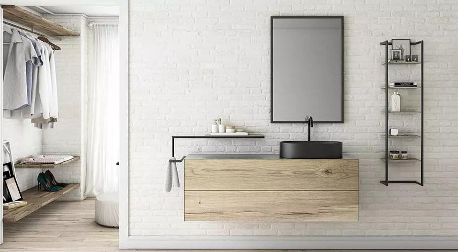 ferro meuble de salle de bain style