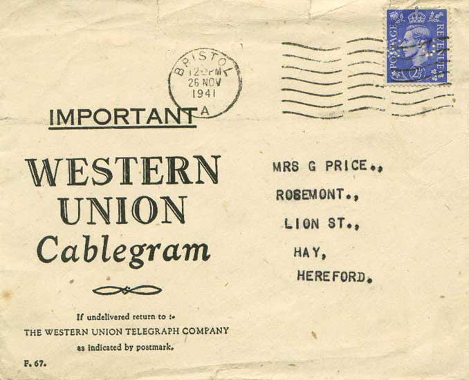 History of the Atlantic Cable  Submarine Telegraphy  Western Union