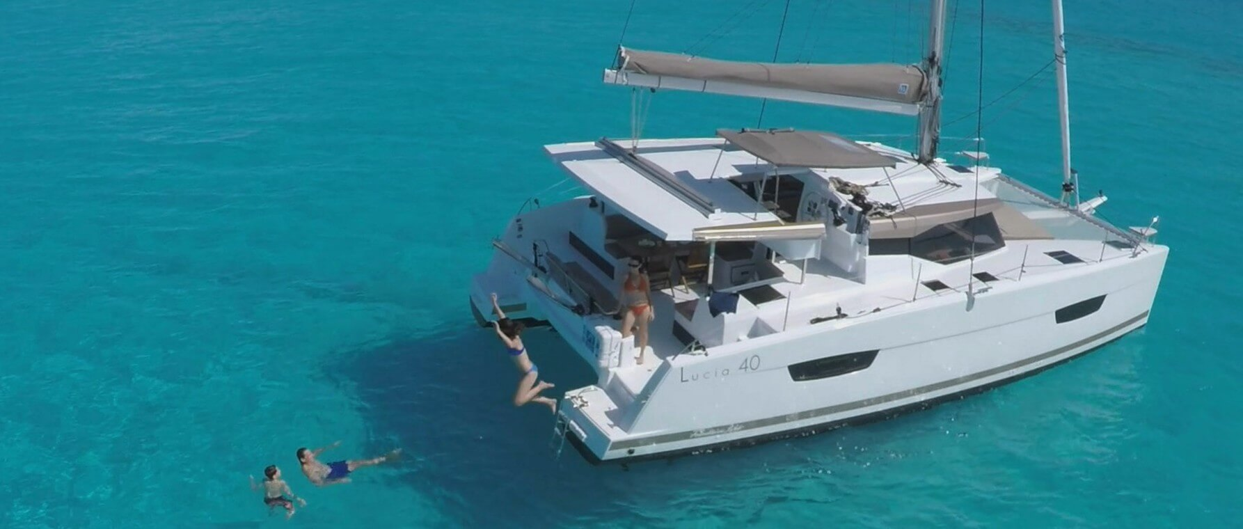 The Complete Guide To Long Distance Sailing Catamaran