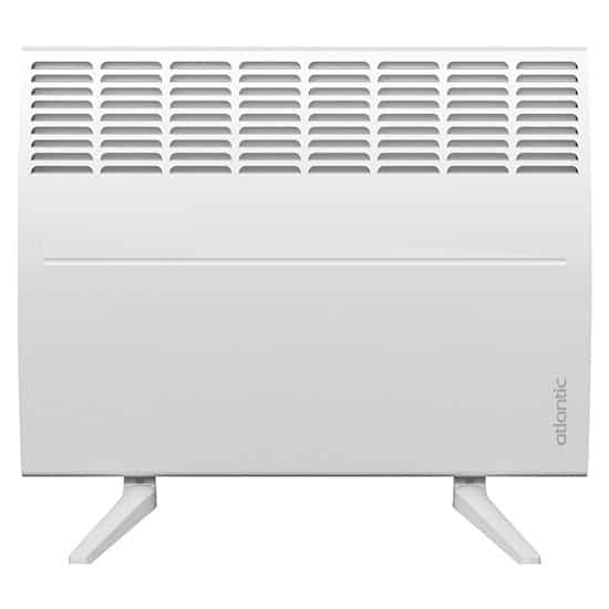 portable electric heater Atlantic F119 design CE
