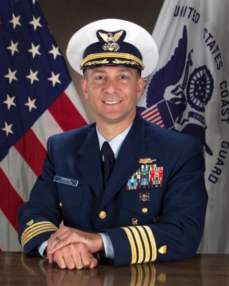us coast guard officer