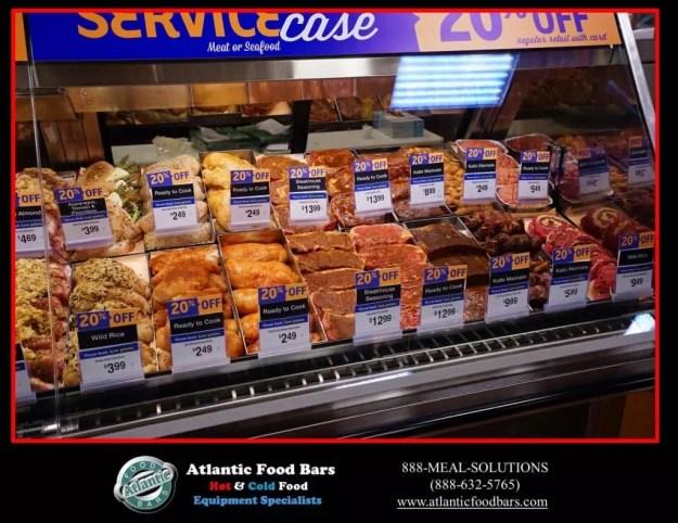 Atlantic Food Bars - Custom Stainless Steel Flange-Free Food Pans - Pans Sans Flange 2