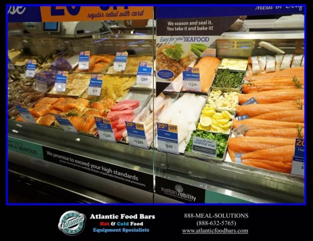 Atlantic Food Bars - Custom Stainless Steel Flange-Free Food Pans - Pans Sans Flange 3