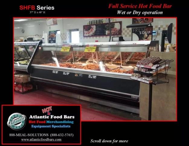 Atlantic Food Bars - 10' Full Service Hot Food Bar - SHFB12040_Page_1