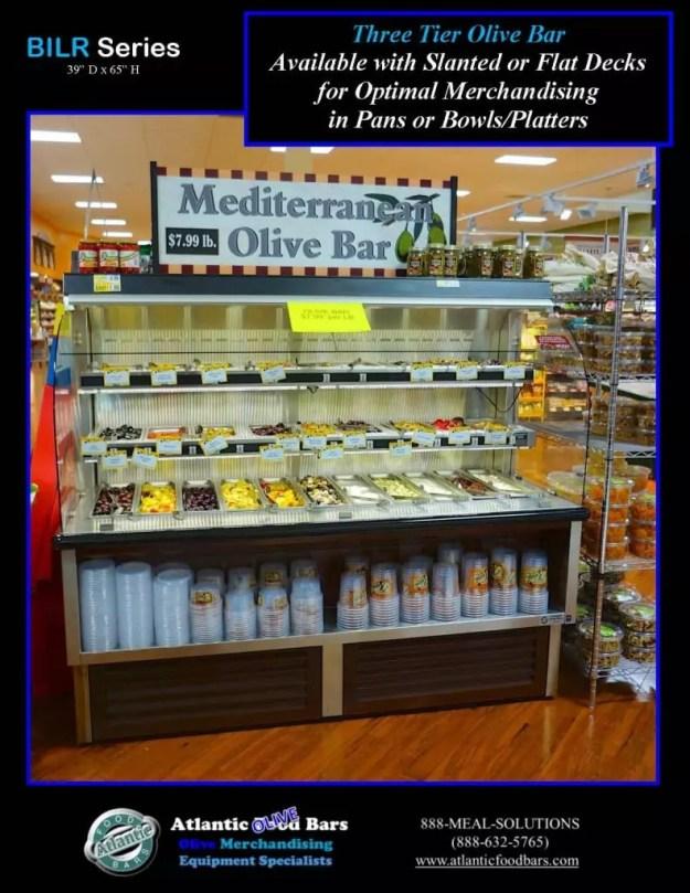 Atlantic Food Bars - Three Tier Olive Bar - BILR7234-CE-FEK-UO_Page_1