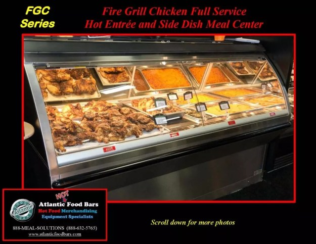 Atlantic Food Bars - Custom Hot Fire Grill Chicken & Side Meal Merchandiser - FGC Series_Page_2