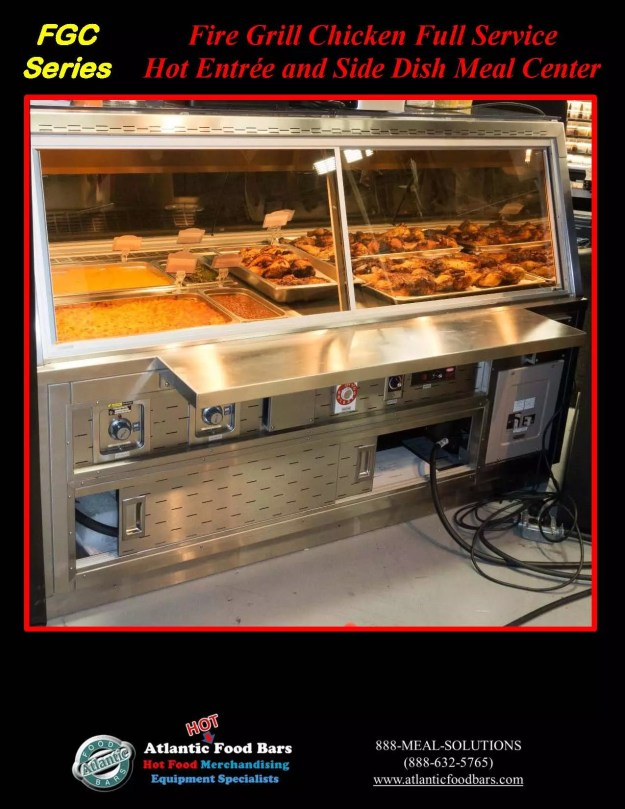 Atlantic Food Bars - Custom Hot Fire Grill Chicken & Side Meal Merchandiser - FGC Series_Page_3