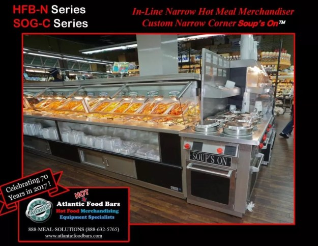 Atlantic Food Bars - Custom Narrow Hot Food Bar, Corner Soup Bar and Hot Packaged Food Merchandiser - HFB19025-N SOG6230-C WRGCL4630_Page_1