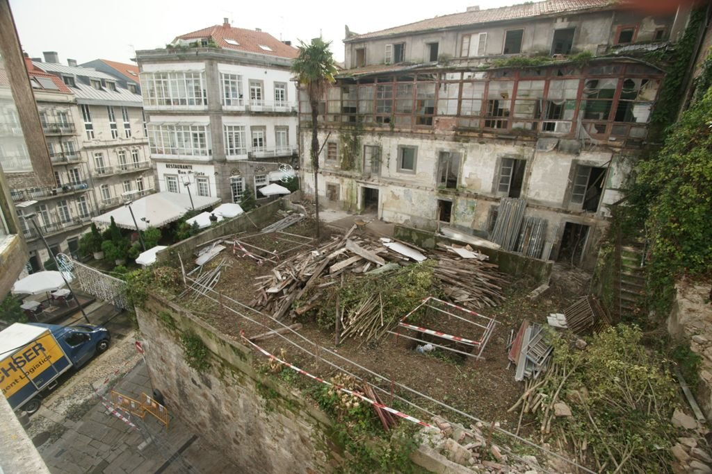 Nueva vida para el Palacio del Marqus de Valladares