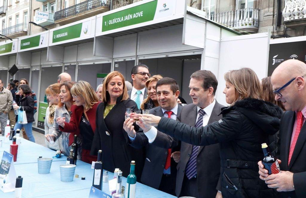 Vigo capital gallega del aceite de oliva de Jan  Vigo