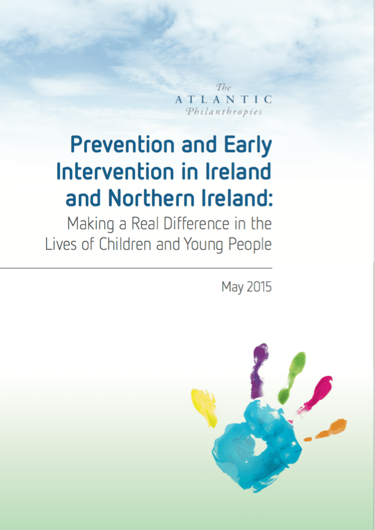 Prevention and Early Intervention in Ireland and Northern