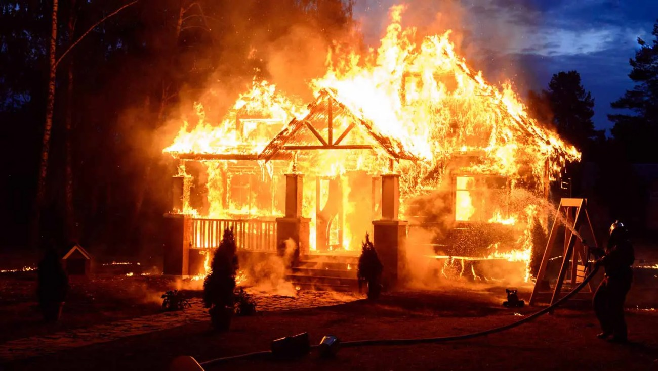 Fire damage repair in Wake Forest NC