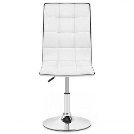 macy stool chair grey chiavari rental tampa white dining & kitchen chairs | atlantic shopping