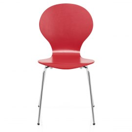 red kitchen chairs cabinets for less reviews dining atlantic shopping candy chair