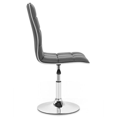 macy stool chair grey portable atlantic shopping