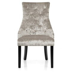 High Bar Stool Chairs Tan Leather Chair And Ottoman Ascot Dining Mink Velvet - Atlantic Shopping