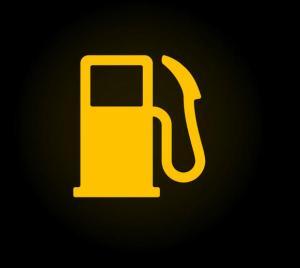 Fuel Indicator Symbol