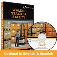 walkie stacker warehouse training