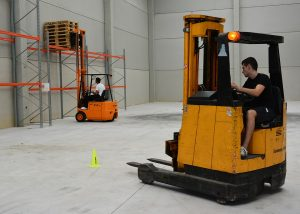 forklift safety training course
