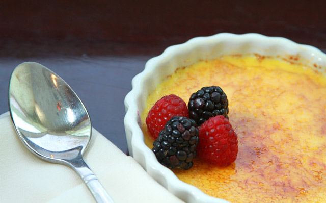 dessert food photography in CT