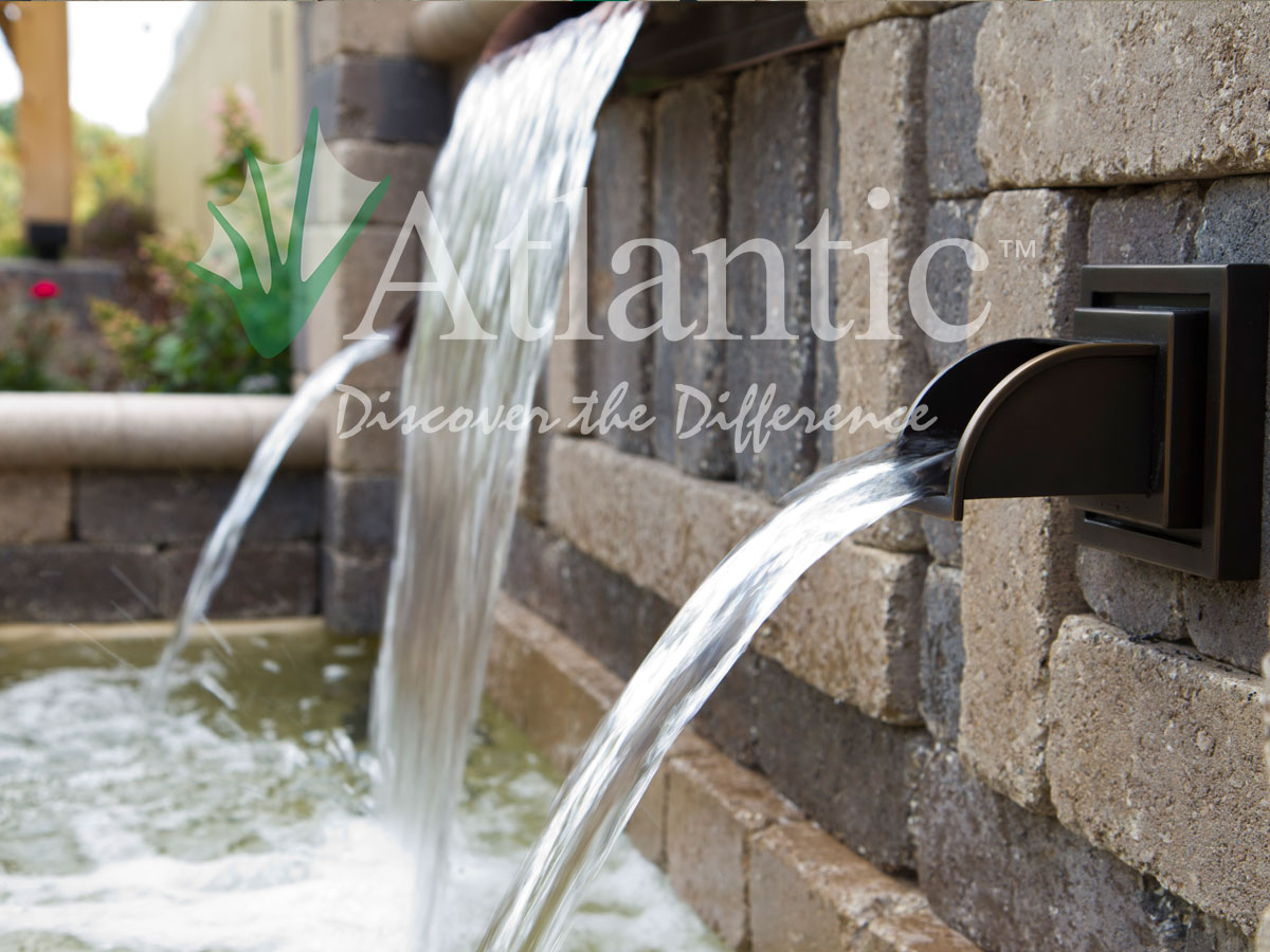 Galleries Formal Spillways Atlantic Water Gardens