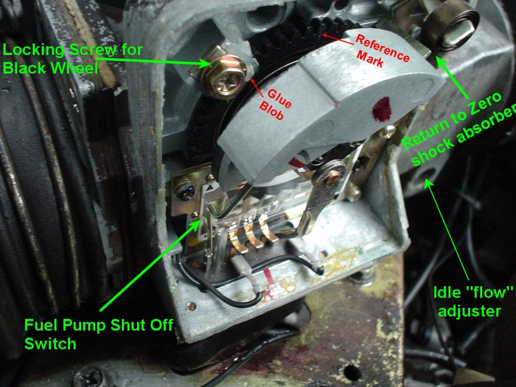 280z Wiring Diagram Picture 1