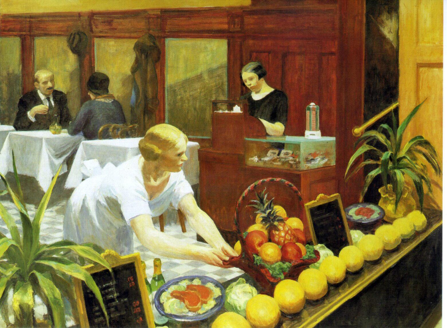 Exposition Edward Hopper Paris Grand Palais  Atlantikoa chambre dhtes au Pays Basque