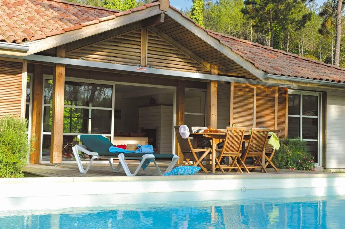 Moliets location maison segu maison for Cadaques location maison piscine