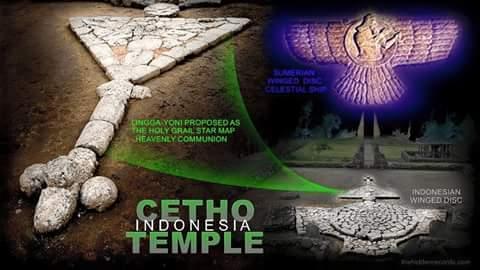 Sebuah situs asing membahas relief dan simbol di …