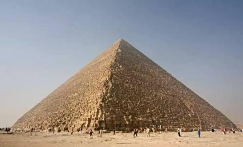 25 Fakta tentang Piramid Agung Giza