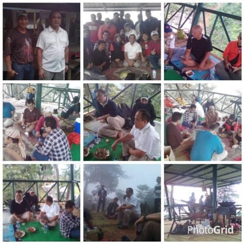 Sarasehan ttg Situs Gunung Padang bersama KASAL RI …